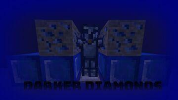 Darker Diamonds Minecraft Texture Pack