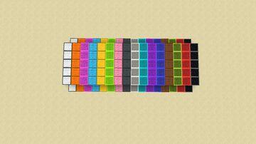 BetterWool v1.0 x16 Resolution Minecraft Texture Pack