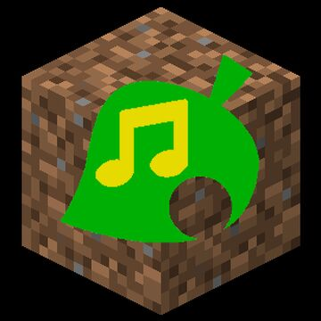 Animal Crossing music in Minecraft (credit to stehven for the original idea) Minecraft Texture Pack