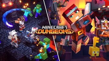 Bows And Crossbows!  Minecraft Dungeons  Minecraft Texture Pack
