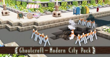 Ghoulcraft [Modern City] Pack (7-6-20) Minecraft Texture Pack
