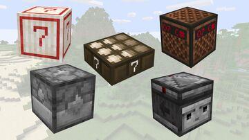 Little Improvements: Redstone Minecraft Texture Pack