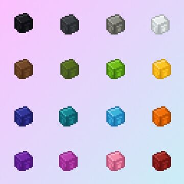 Inventory Shulker Boxes Minecraft Texture Pack