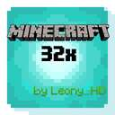 Leony_HD's Default 32x (35% complete) Minecraft Texture Pack