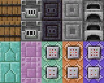 Off-Center Fix Minecraft Texture Pack