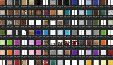 Just a little bit smoother blocks (+ 1x1 pixel concrete) Minecraft Texture Pack