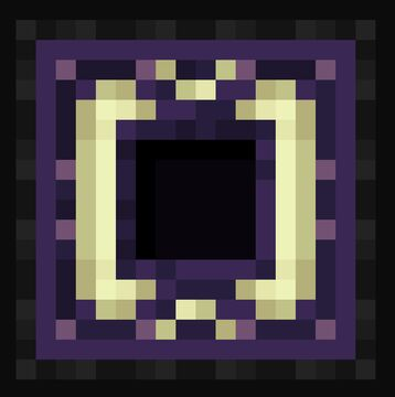 Better End Portal Frame ◦ Bedrock Edition Minecraft Texture Pack