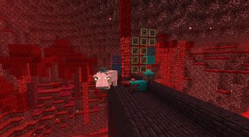 Nether Update: Classic Minecraft Texture Pack