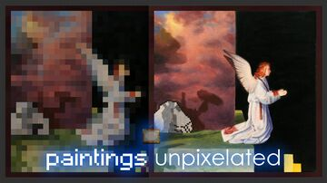 Paintings Unpixelated Minecraft Texture Pack