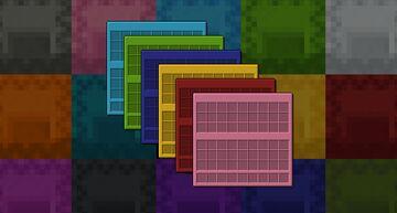 Shulker GUI x16 Minecraft Texture Pack