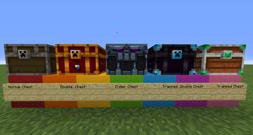 Minecraft Dungeons Chests(Optifine Only) Minecraft Texture Pack