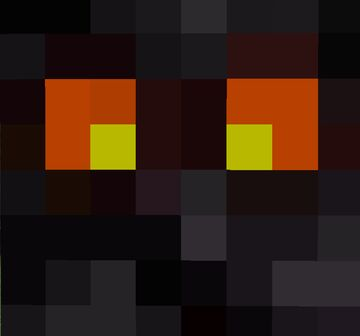 Black Magma Cubes Minecraft Texture Pack
