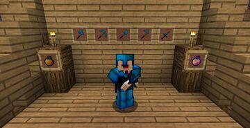 !§f RKY §1 Blue §b Fade §f[128x] Minecraft Texture Pack