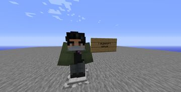 sinus costume Minecraft Texture Pack