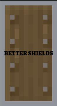 Better Shields Minecraft Texture Pack