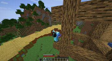 Ender Chest Backpack Minecraft Texture Pack