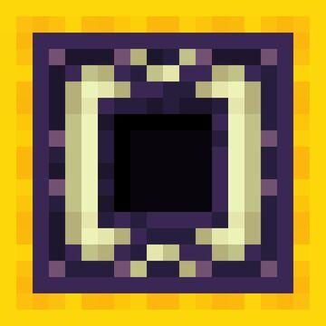 Better End Portal Frame Minecraft Texture Pack