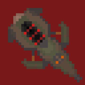 Doom crossbow Minecraft Texture Pack