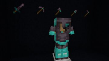 Noatry's Netherite Upgraded Minecraft Texture Pack