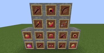 RoseYellow 64x Minecraft Texture Pack