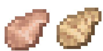 Hoglin Meat - Cochon Minecraft Texture Pack