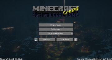 Aerilon SMP Custom Main Menu! Minecraft Texture Pack