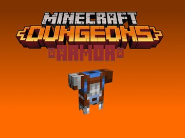Dungeons Scale Mail Armor Minecraft Texture Pack