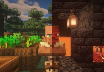 Strided Minecraft Texture Pack