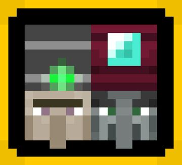 Minecraft Dungeons - Witch n' Enchanter Minecraft Texture Pack