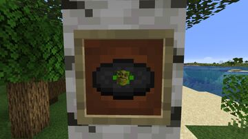 The entire Shrek movie, but it's Disc 11 Minecraft Texture Pack