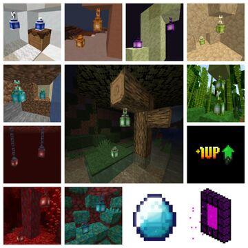 Biome Lantern [1.13-1.16] Minecraft Texture Pack