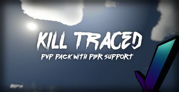 Kill Traced PBR PVP Pack Minecraft Texture Pack