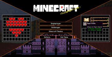 Undercraft UI Minecraft Texture Pack
