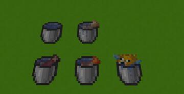 Better Buckets- by Shmebulock Minecraft Texture Pack