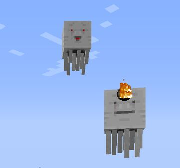 Dank ghasts ._. tested for 1.8 - 1.16 Minecraft Texture Pack