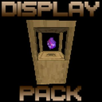 Display Case Texture Pack Minecraft Texture Pack
