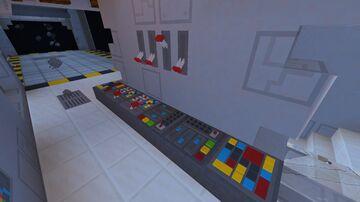 Star-ship designs 1.15.2 Minecraft Texture Pack