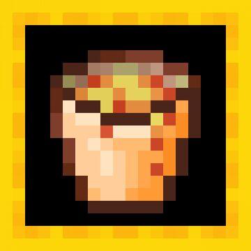 [Programmer Art] Hot Bucket [1.16+] Minecraft Texture Pack