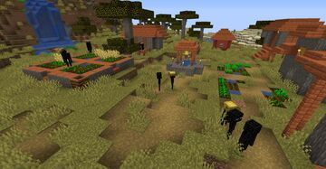 Farlanders: Villager Resource Pack Minecraft Texture Pack