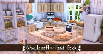 Ghoulcraft [Food] Pack (10/20/20) Minecraft Texture Pack