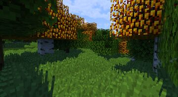 Naturus Classic - Shaders without any mods Minecraft Texture Pack