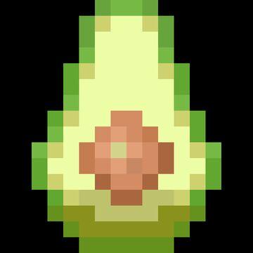 Avocado Totem 🥑 ⨸ PE & BE Minecraft Texture Pack