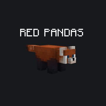 Foxes to Red Pandas Minecraft Texture Pack