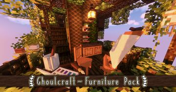 Ghoulcraft [Furniture] Pack (10/20/20) Minecraft Texture Pack