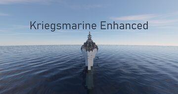 Kriegsmarine Enhanced |1.15+ textures for my German battleships| Minecraft Texture Pack