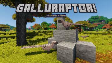 [Dino] Galluraptors - Chickens Reverted! Minecraft Texture Pack