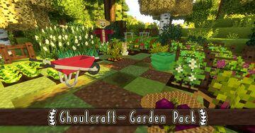 Ghoulcraft [Garden] Pack (7-6-20) Minecraft Texture Pack