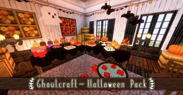 Ghoulcraft [Halloween] Pack (7-6-20) Minecraft Texture Pack