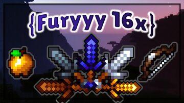 Furyyy 16x Minecraft Texture Pack