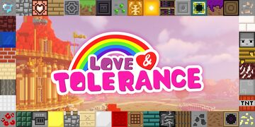 Love & Tolerance Minecraft Texture Pack